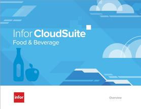 Infor CloudSuite Food&Beverage
