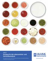 Katalog für die Lebensmittel- und Getränkeanalyse