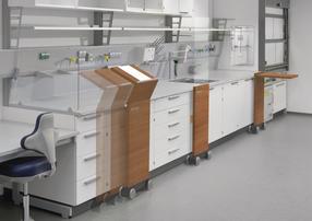 SCALA Laboreinrichtungssystem von WALDNER erhält Design-Awards_2
