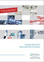 VACUUBRAND Katalog 2014/2015