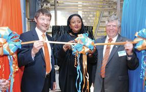 BASF eröffnet Produktionsstandort für Betonzusatzmittel in Nairobi