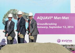 Evonik starts construction of the first production plant for methionine dipeptide