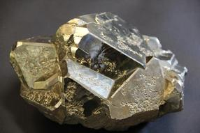 iron pyrite