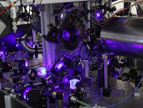 atomic standard of the optical atomic clock