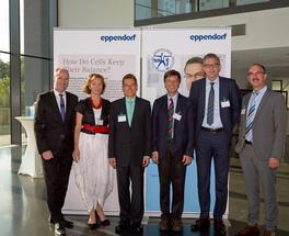 Eppendorf Award 2015 Prize Ceremon