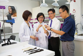 Evonik globalizes research & development for the cosmetic industry