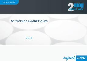 2mag Agitateurs Magnétiques 2016