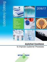 Mettler Toledo Laboratory Catalog 2016/17