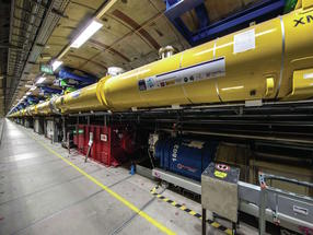 Particle accelerator for the European XFEL X-ray laser operational