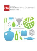 Produktionsplanung für ultrafrische Lebensmittel
