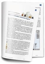 Essigherstellung lückenlos in vorhandene Leittechnik integriert