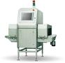 Fremdkörperdetektor zur Qualitätskontrolle von endverpackten Produkten mittels Röntgenstrahlung