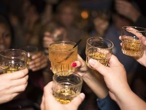 More young people abstaining from alcohol, and others drinking less